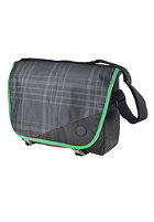 BILLABONG HIJ Satchel Bag black plaid