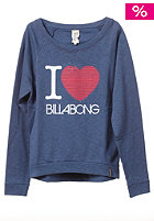 BILLABONG I Love Crewneck nightfall