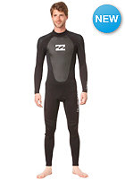 BILLABONG Intruder 2x2  Bz S/S Wetsuit blk/blk/blk