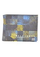 BILLABONG Johnny Wallet blue check