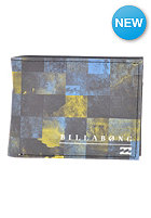 BILLABONG Johnny Wallet blue check