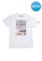 BILLABONG Kids Agent S/S T-Shirt white