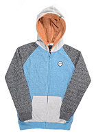 BILLABONG Kids Balance Hooded Zip Sweat faded royal