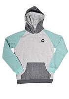 BILLABONG Kids Balance Hooded Zip Sweat grey heather