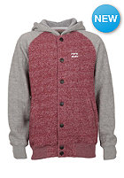 BILLABONG Kids Balance Teddy wine heathrer