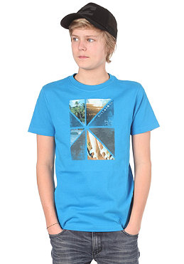 BILLABONG KIDS/ Boys Asterisk S/S T-Shirt turquoise