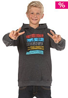 BILLABONG Kids/ Boys Blox Hooded Sweat 2013 black heather