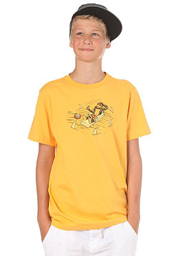 BILLABONG KIDS/ Boys Chimpin S/S T-Shirt banana