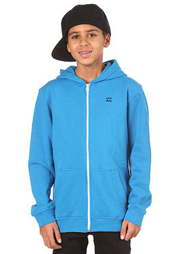 BILLABONG KIDS/ Boys Density Hooded Zip Sweat 2012 turquoise