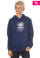 BILLABONG Kids/ Boys Feature Hooded Sweat 2013 estate blue