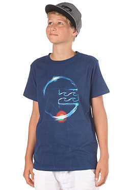 BILLABONG KIDS/ Boys Neon S/S T-Shirt estate blue