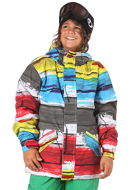 BILLABONG KIDS/ Boys Orion Jacket 2012 woody fire red
