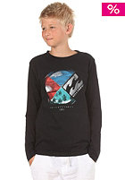 BILLABONG KIDS/ Boys Pinpoint L/S T-Shirt black