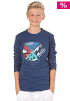 BILLABONG KIDS/ Boys Pinpoint L/S T-Shirt estate blue