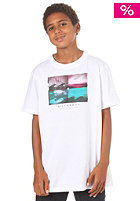 BILLABONG KIDS/ Boys Quatro S/S T-Shirt white