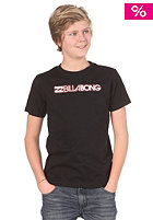 BILLABONG KIDS/ Boys Shuter Shock S/S T-Shirt black