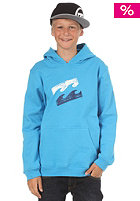 BILLABONG Kids/ Boys Strike Hooded Sweat 2013 malibu