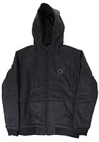 BILLABONG Kids Buck Cord & Wool Jacket charcoal heathe