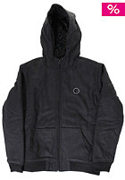 Kids Buck Cord & Wool Jacket charcoal heathe