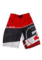 BILLABONG Kids Chromatic Boardshort red