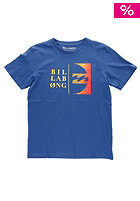 Kids Conquest S/S T-Shirt campus blue