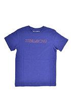 BILLABONG Kids Corpo S/S T-Shirt purple