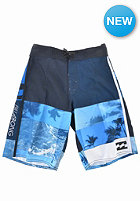 BILLABONG Kids Defraction Boardshort blue