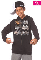 BILLABONG Kids Divided Hooded Zip Sweat 2012 black