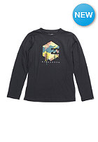 BILLABONG Kids Drip Drop Longsleeve black