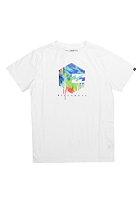 BILLABONG Kids Drip Drop S/S T-Shirt white