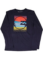 BILLABONG Kids Flexion L/S T-Shirt new navy
