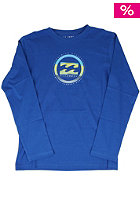 BILLABONG Kids Format L/S T-Shirt rich royal