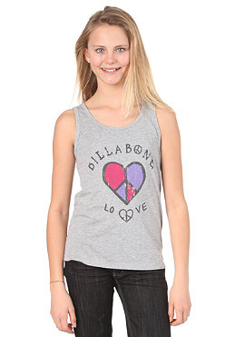 BILLABONG KIDS/ Girls Dreamers Tank Top grey heather