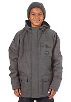 BILLABONG KIDS/ Montery Jacket 2013 black heather