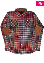 Kids Newark L/S Shirt marine