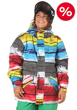 BILLABONG Kids Orion Jacket 2012 woody fire red