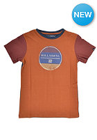 BILLABONG Kids Periscope S/S T-Shirt caramel