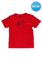 BILLABONG Kids Remains S/S T-Shirt red