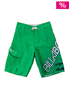 BILLABONG Kids Resistance Boardshort bright green