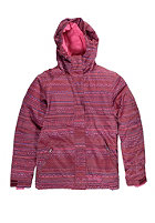 BILLABONG Kids Sally Jacket black cherry
