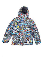BILLABONG Kids Shred Snow jacket bubble blue