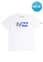 BILLABONG Kids Split Wave S/S T-Shirt white