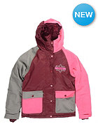 BILLABONG Kids Sweetie Jacket black cherry
