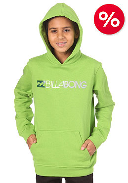 BILLABONG Kids Troufouctou Hooded Sweat 2012 lime