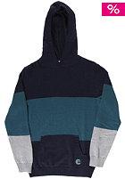 BILLABONG Kids Uptown Knit Hooded Sweat new navy