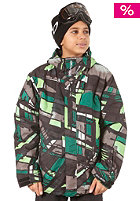 BILLABONG Kids Volt Jacket 2013 golf green