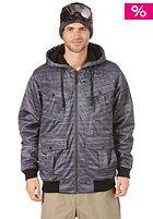 BILLABONG Legend Warmer Jacket charcoal heather