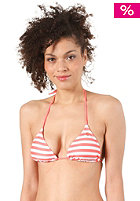 BILLABONG Leia Triangle Bikini Top corail