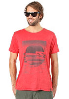 BILLABONG Lens S/S T-Shirt red heather