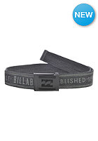 BILLABONG Logistic Webbing Belt black heather